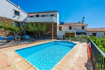Bonita casa de vacaciones para 6 personas en la provincia de Almería