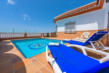 Preciosa casa con maravillosas vistas, ideal para familias