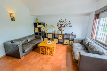 Coquettish holiday apartment with fireplace in Júzcar