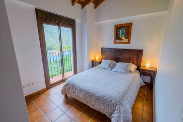 Modern holiday home in the Smurf village Júzcar
