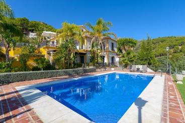 Prachtig huis voor de hele familie in de Sierra de las Nieves