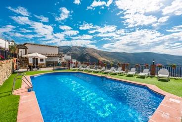 Apartamento para 6 personas con ducha hidromasaje en la provincia de Granada