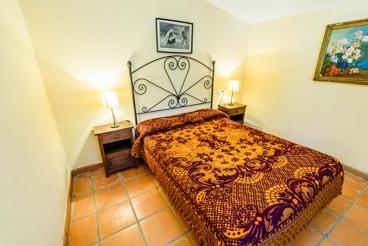 Cosy holiday villa for five people in Granada province