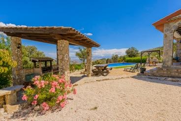 Mooi vakantiehuis met een indrukwekkend uitzicht in de provincie Granada