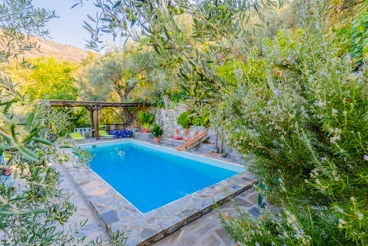 Welcoming villa for families with a pet in Granada province