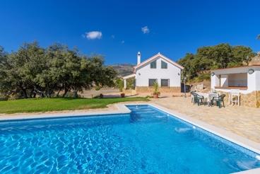 Heerlijke villa met mooi uitzicht op het Andalusisch landschap