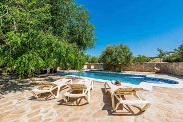 Dreamlike villa where privacy is guaranteed