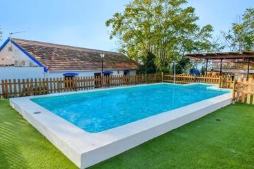 Mooi ingericht en gedecoreerd villa met privé zwembad
