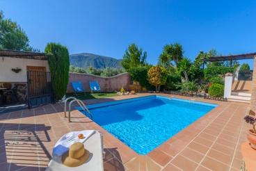 Comfortabele villa in de bergen - Ideaal voor gezinnen