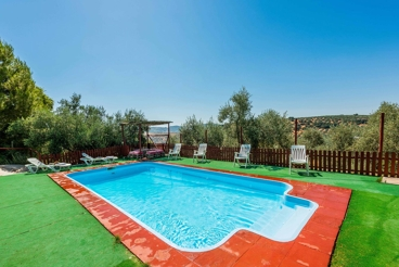 Rustiek vakantiehuis voor families in het hart van Andalusië