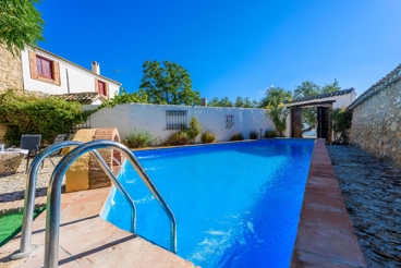 Charmante Villa in authentieke Andalusische stijl
