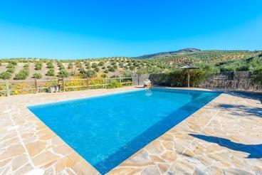 Knus houthuis met charmant design en zwembad
