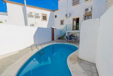 Huisdiervriendelijk vakantiehuis voor 6 personen in provincie Cordoba