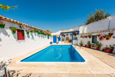 Authentieke landelijke villa in Andalusische stijl in Cordoba