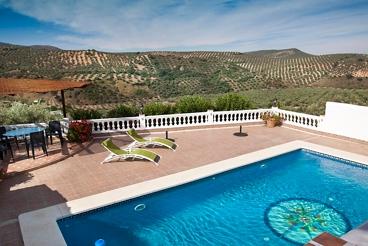 Excepcional casa con fabulosas vistas a las montañas