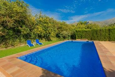 Leuke finca met geweldig zwembad - perfect voor natuurliefhebbers